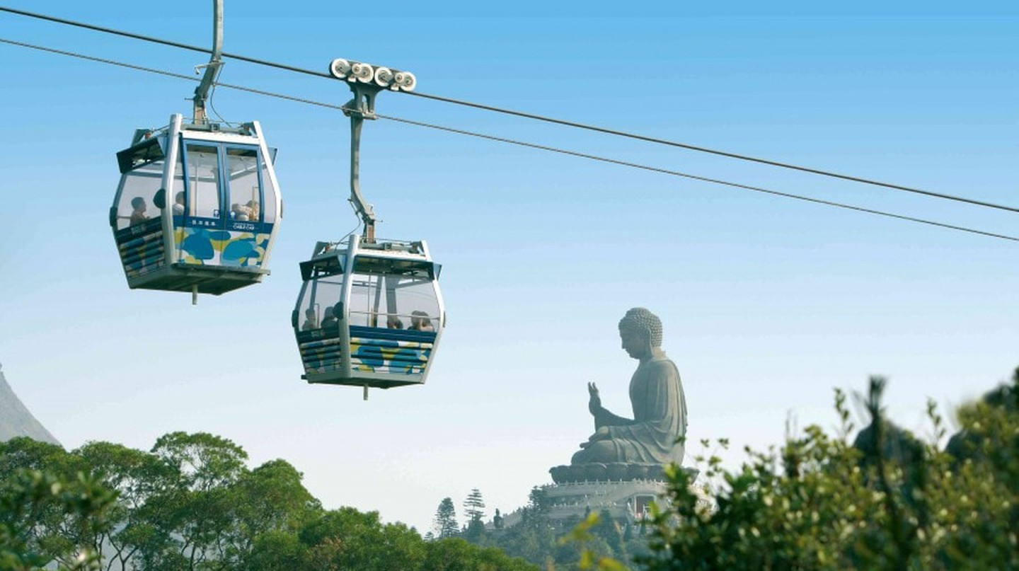 Courtesy of Ngong Ping 360