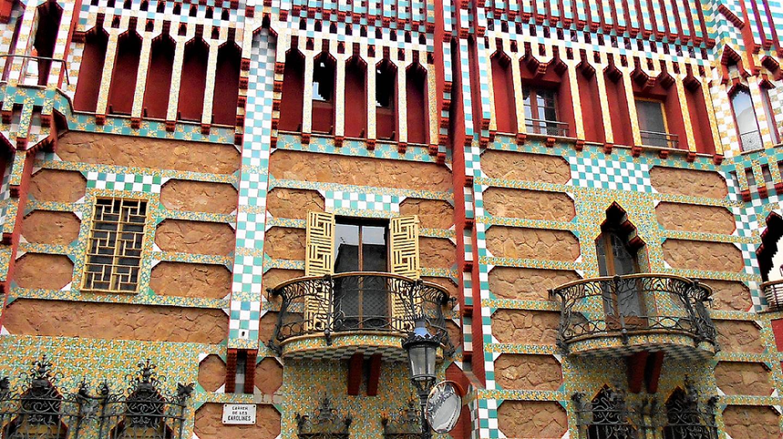 Casa Vicens   © Canaan / WikiMedia