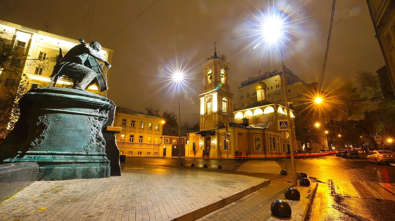 Tverskaya | © GR-Konsalt / Pixabay