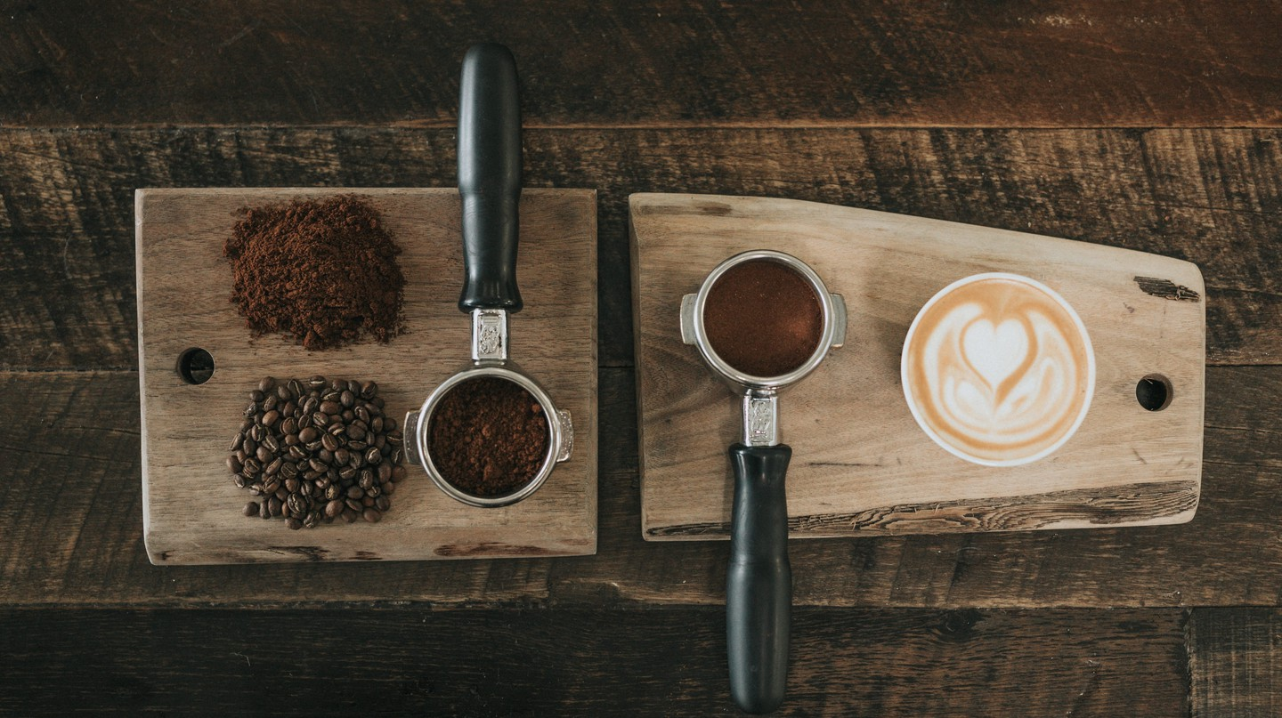 Great coffee in great places  © Nathan Dumlao / Unsplash