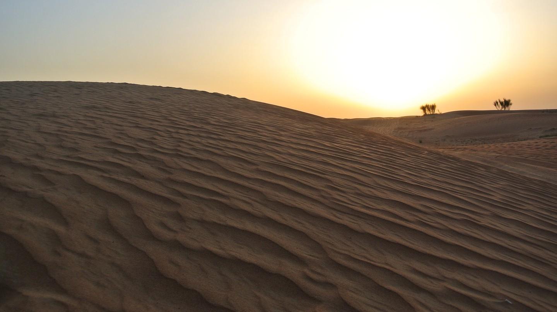 Dubai Desert   © DekaStyle/Pixabay