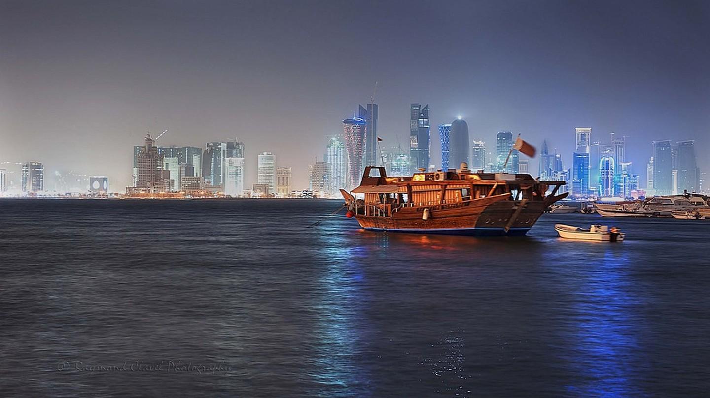 Doha Corniche   © Creative Commons Qatar/Flickr