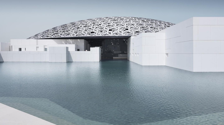 Louvre Abu Dhabiís exterior | © Louvre Abu Dhabi, Photography: Mohamed Somji
