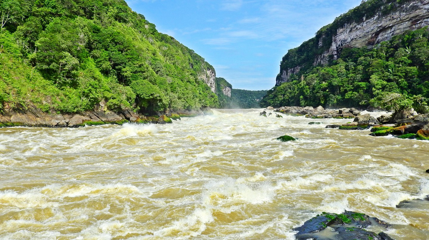The Araracuara Canyon | © Chris Bell / The Culture Trip