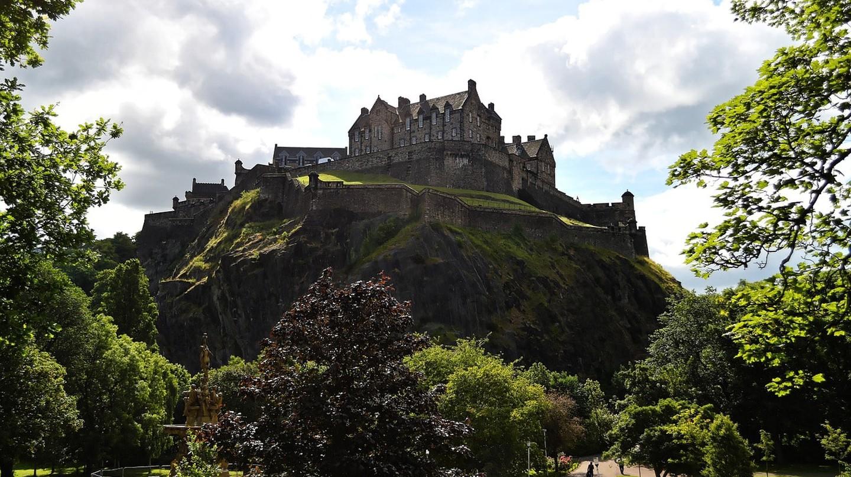 Edinburgh Castle | © 27707/Pixabay