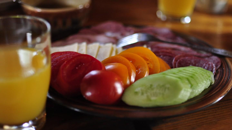 Breakfast in Estonia | © Jeroen Moes/Flickr