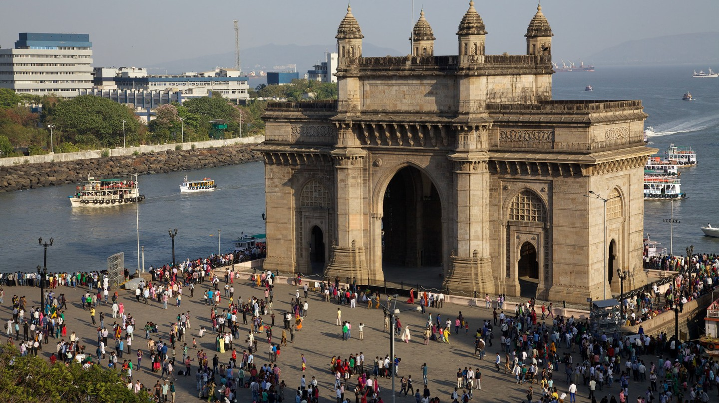 Gateway of India | © David Brossard / Flickr