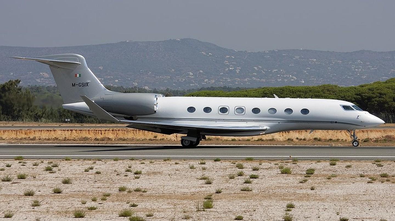 Gulfstream G650 | © Pedro Aragão / WikiCommons