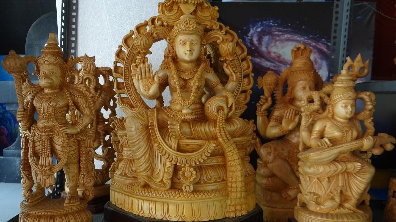 Bangalore handicrafts | © sarangib/Pixabay