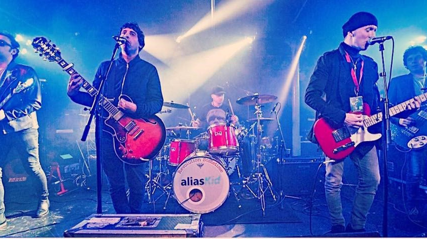 Live at o2 Guildhall |  © Courtesy of Alias Kid