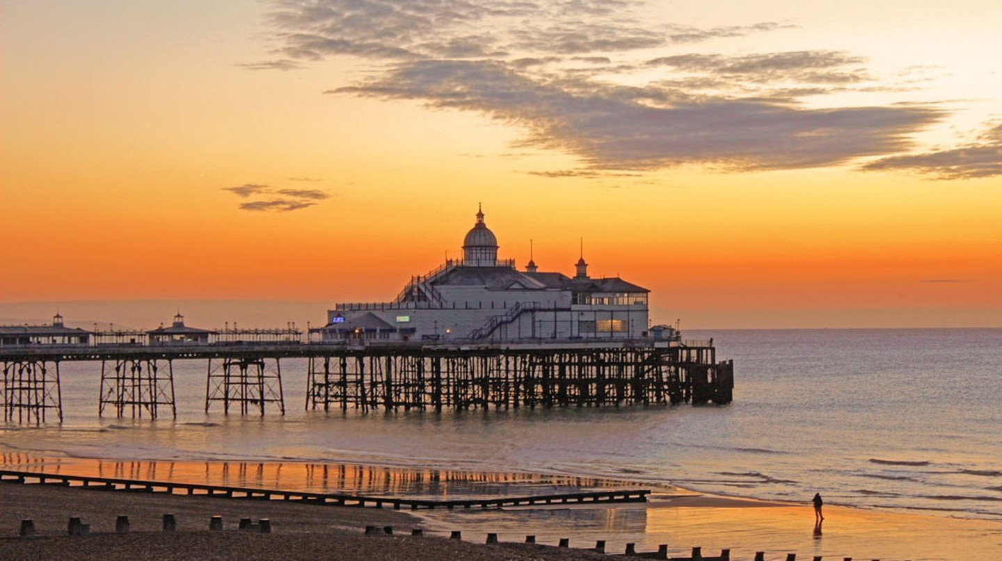 Eastbourne Pier | © Lee Roberts/Flickr