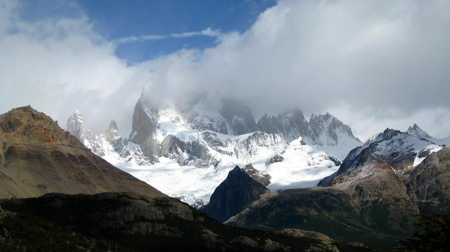 Cerro Fitz Roy, El Chalten | © James Byrum/Flickr