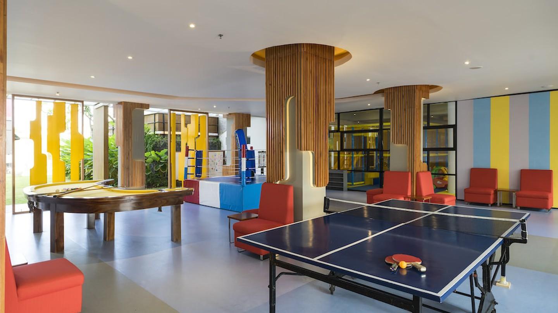 Kids Club at Grand Mirage Resort & Thalasso Bali   Courtesy of Samabe Leisure