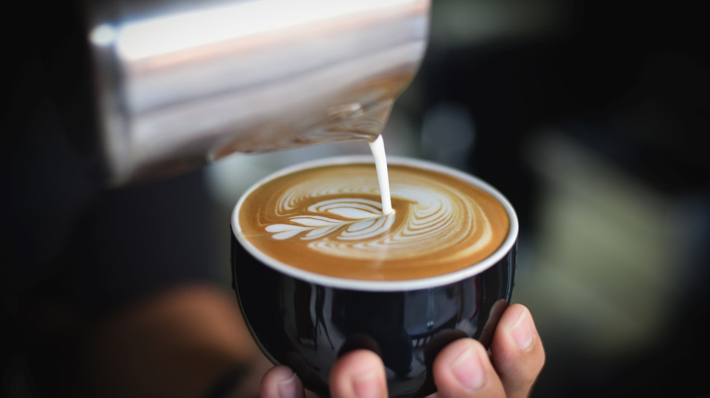Latte Art | © Chevanon Photography / Pexels