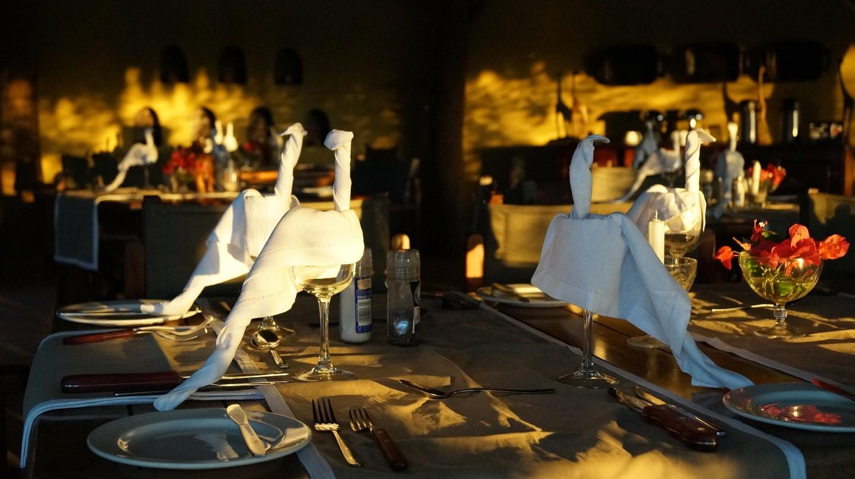 Dining in Namibia | © ralph_rybak/Pixabay