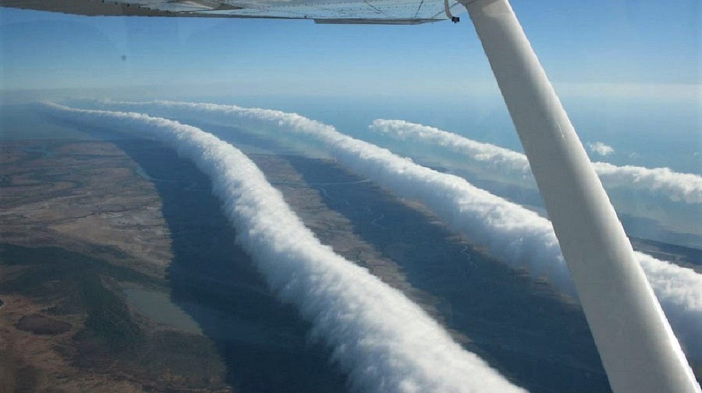 Morning Glory: Australia's Rare Meteorological Phenomenon