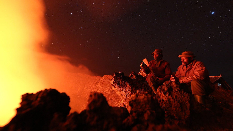 Mt. Nyiragongo | © MONUSCO Photos / Flickr