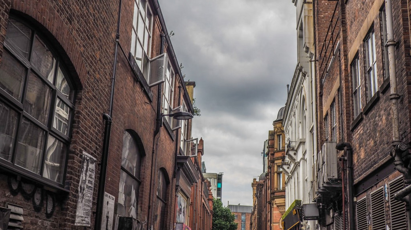 Manchester's Northern Quarter is a blend of old and new   © Rebecca Sharp