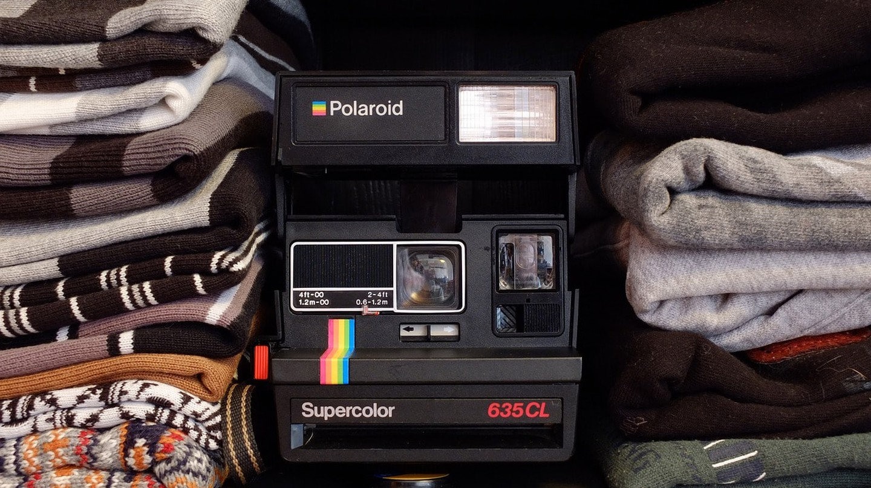 Polaroid | FlanellKamerasFilm/Pixabay