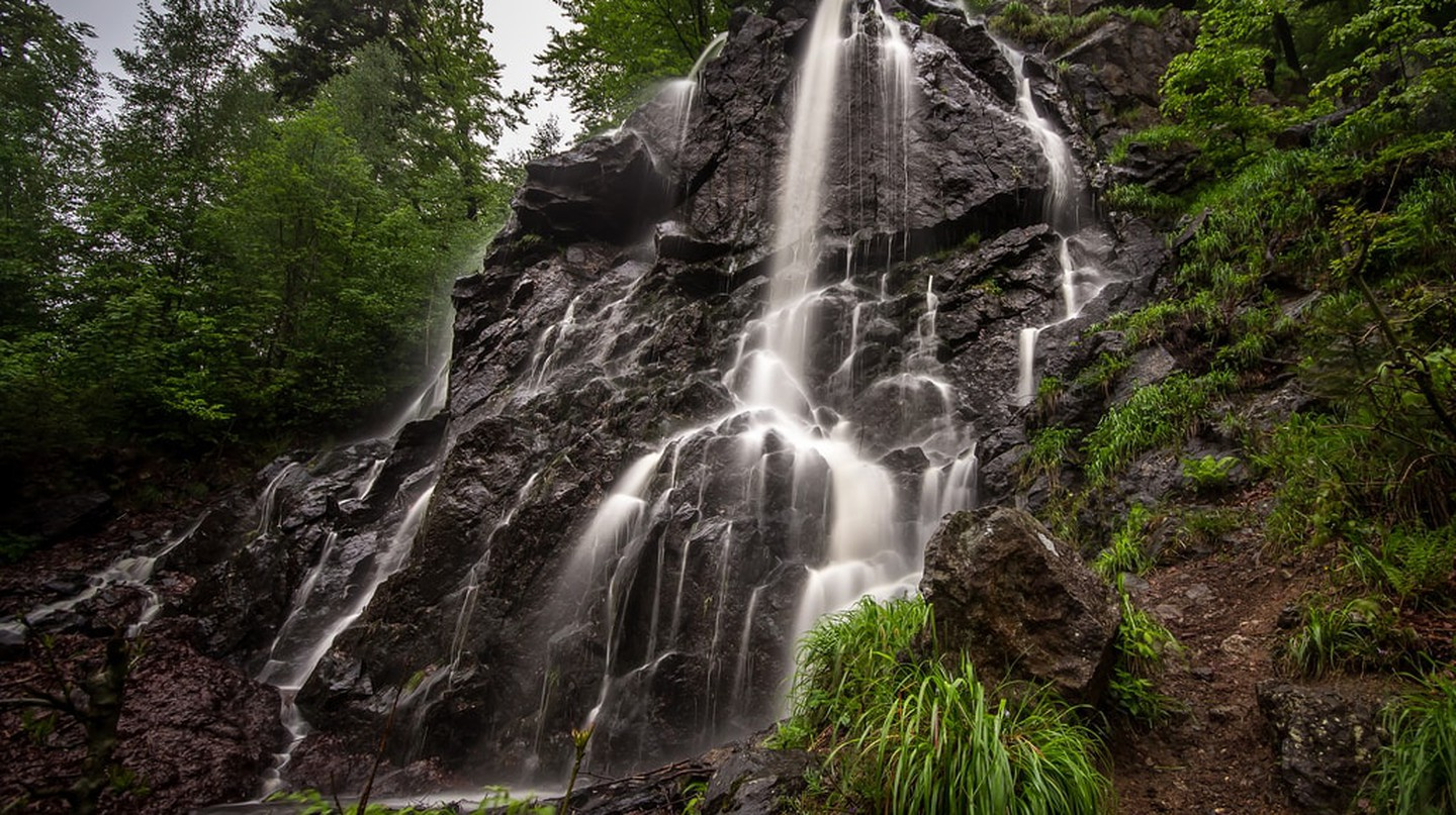Radau Waterfall, Bad Harzburg | © Olli Henze / Flickr