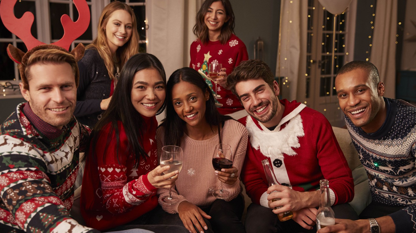 Christmas Jumpers | ©  Monkey Business Images/REX/Shutterstock