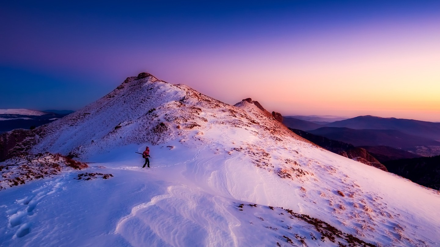 The Most Beautiful Winter Destinations in the Balkans