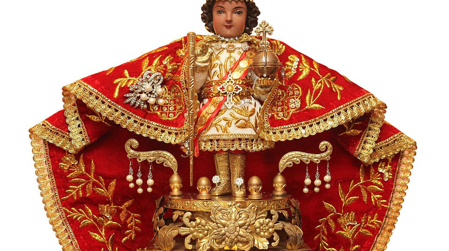 Santo Niño de Cebu | via Wikimedia Commons