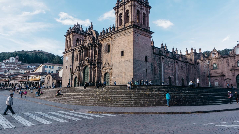 Cusco's Paza de Armas
