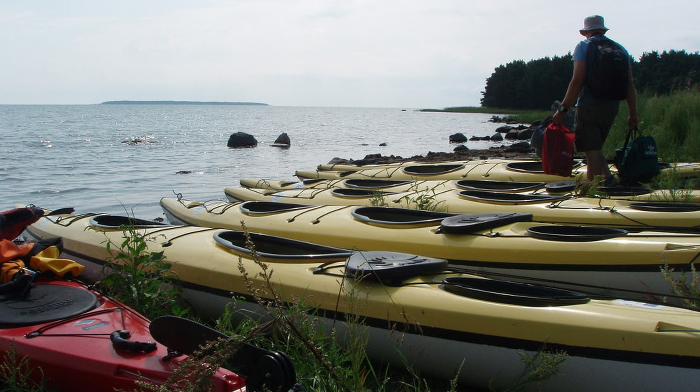 Sea Kayaking | © stefan m/Flickr