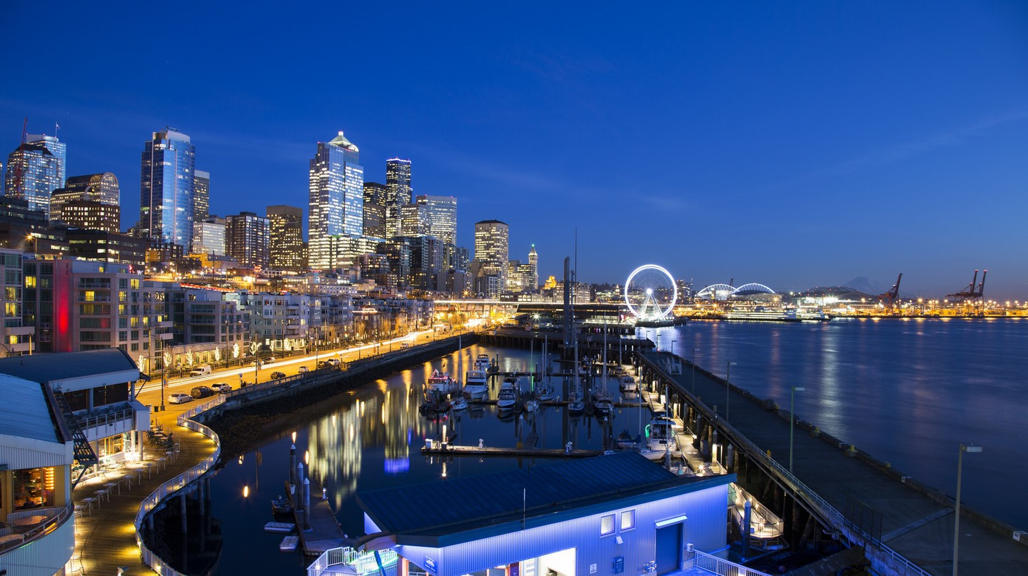 Seattle Waterfront | © Tiffany Von Arnim / Flickr
