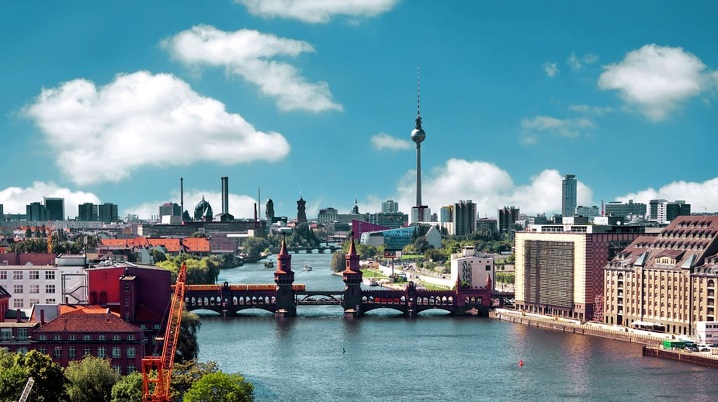 View of Berlin, Germany | © linerpics/Shutterstock