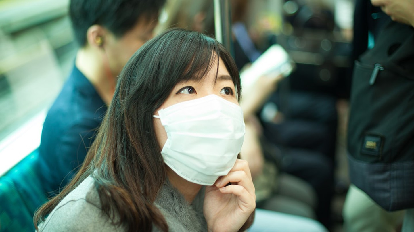 The reason for wearing a mask might not be what you think | © pan_kung / Shutterstock