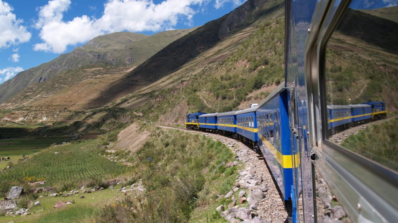 Andean Explorer   © iso8000/Shutterstock