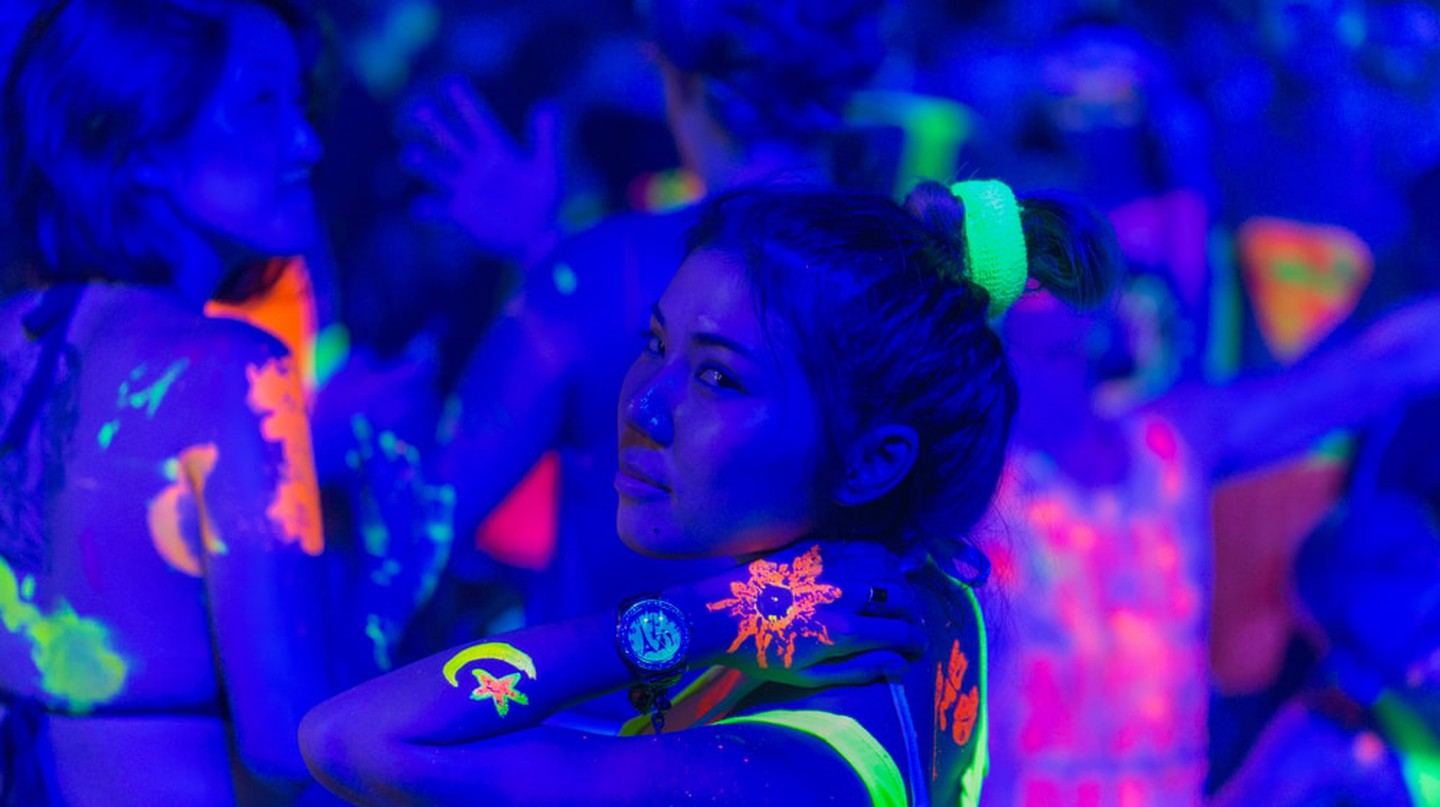 Full Moon Party on Phangan Island, Thailand | © Golffy / Shutterstock
