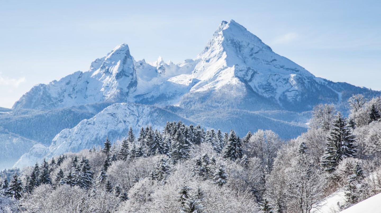 Watzmann mountain, Bavaria   ©canadastock/Shutterstock