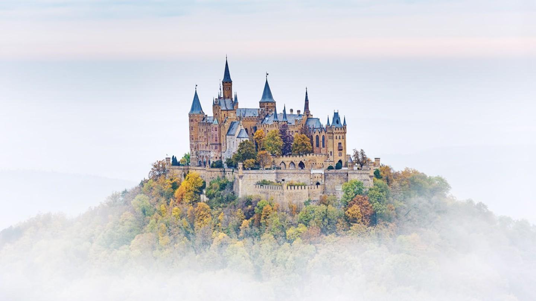 German Castle Hohenzollern