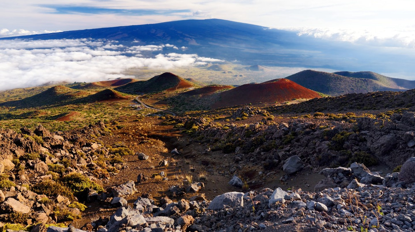 Mauna Loa volcano on the Big Island of Hawaii | ©MNStudio / Shutterstock