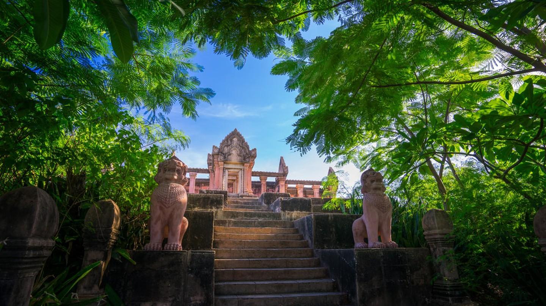 Preah Vihear in Cambodia   © Minto.ong / Shutterstock