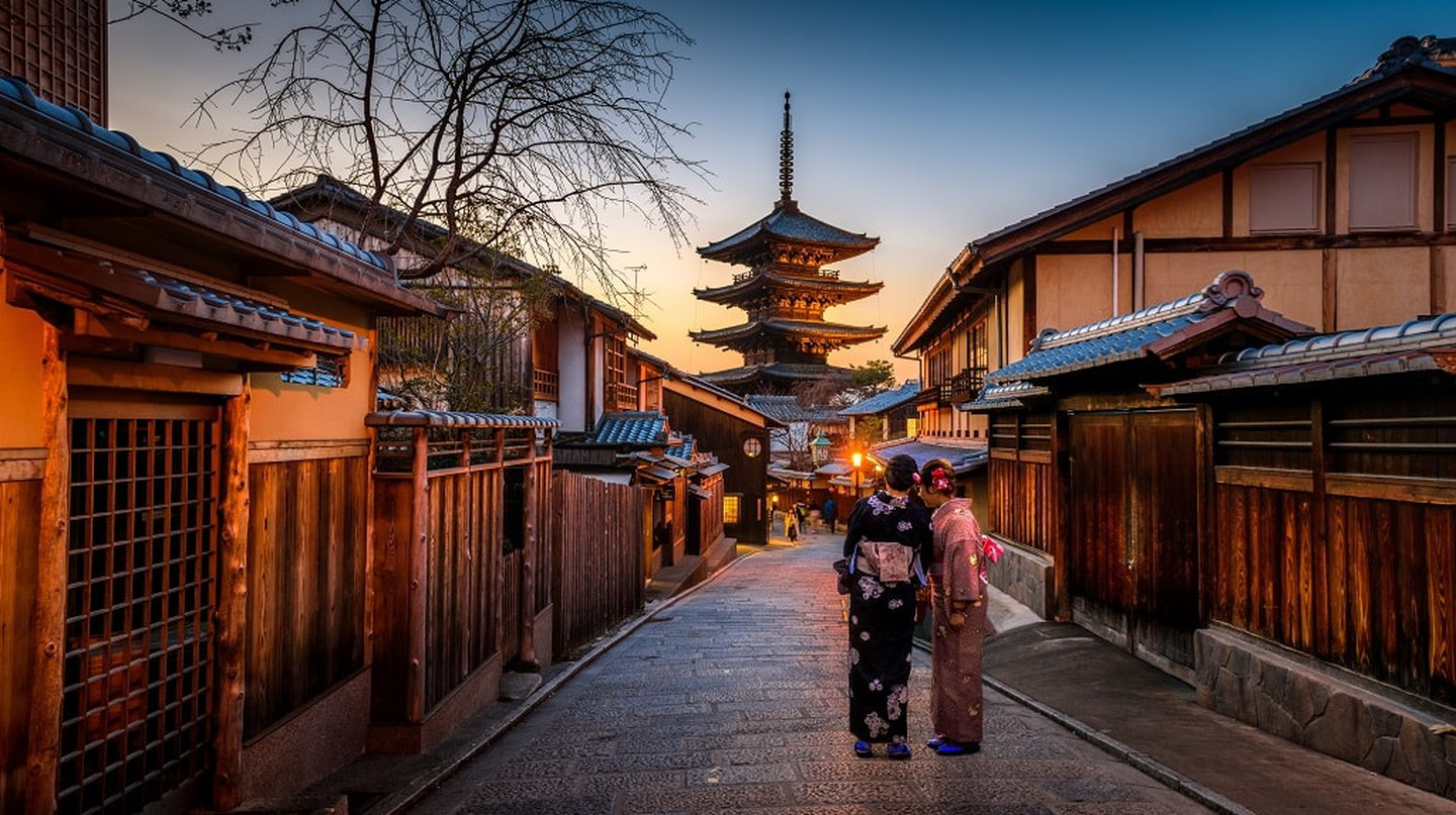 Japan's cultural capital, Kyoto | © Sorasak / Unsplash