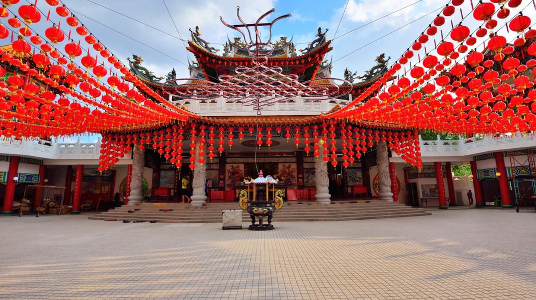 Thean Hou Temple, Kuala Lumpur © Nokuro/Shutterstock