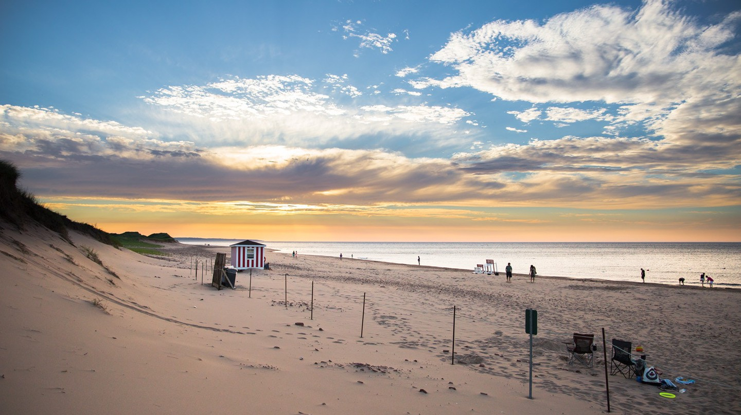 Cavendish Beach |© Tourism PEI / Carrie Gregory