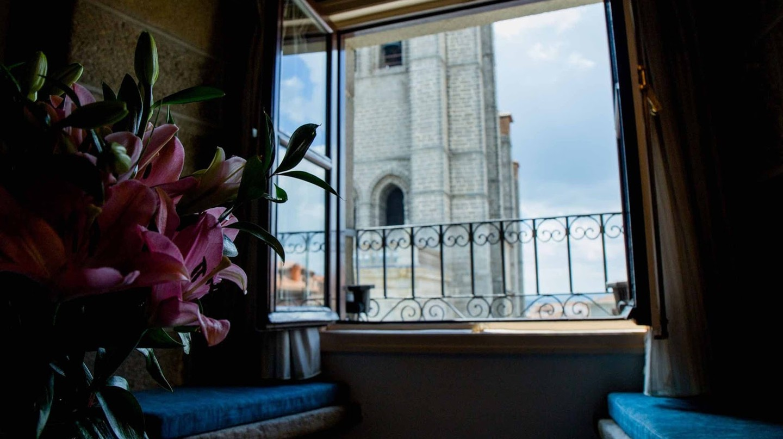 View from Hotel Palacio de los Velada   Courtesy of Velada Hotels