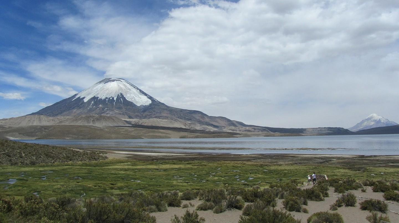 Parinacota Volcano |