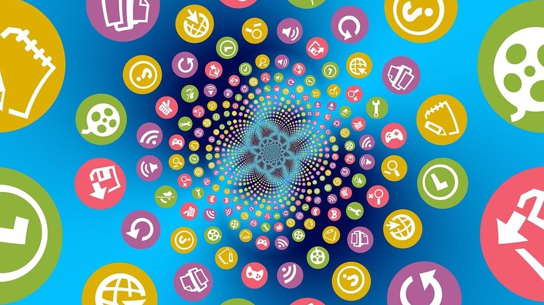 Symbols of the internet | © Max Pixel