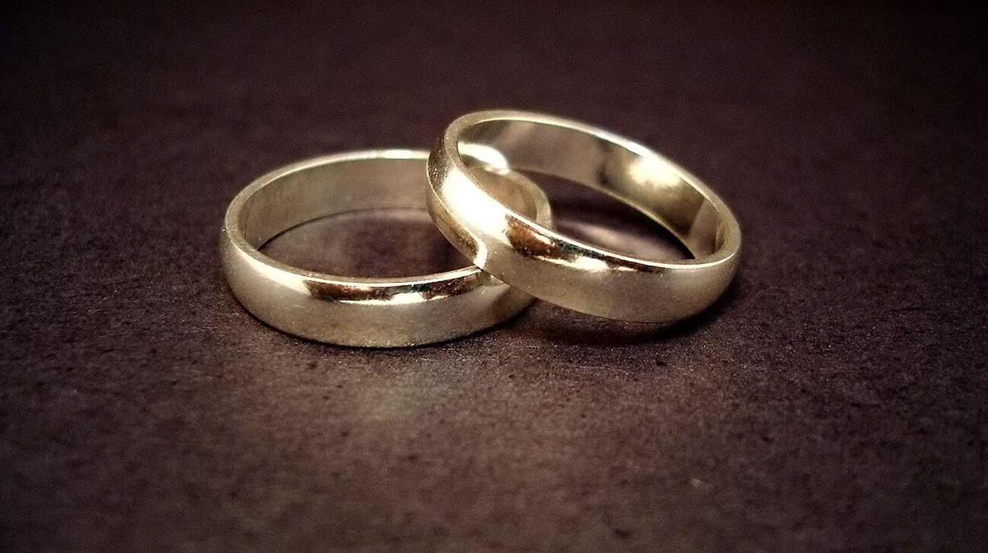 Forever in marriage | via Wikimedia Creative Commons