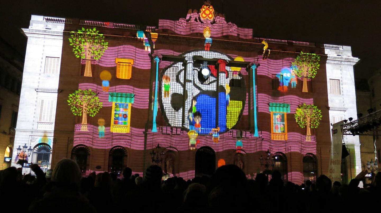 Llum BCN Festival, Barcelona | © Enric / WikiCommons