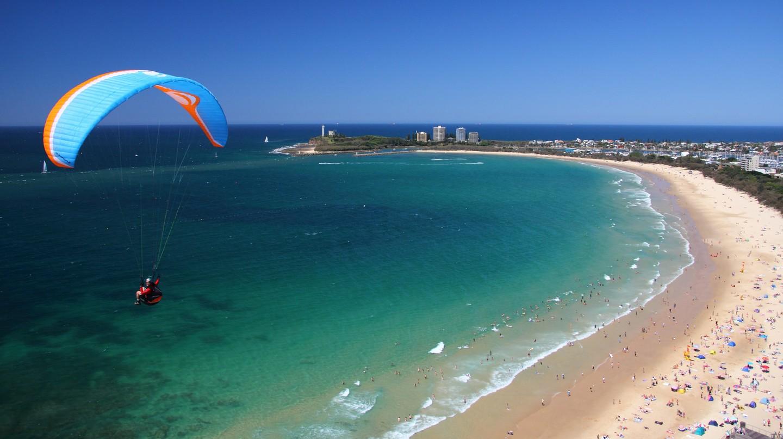 Sunshine Coast © Flickr / texaus1