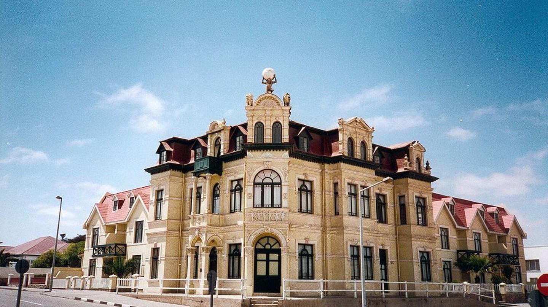 Hohenzollernhaus in Swakopmund | © Georgio/WikiCommons