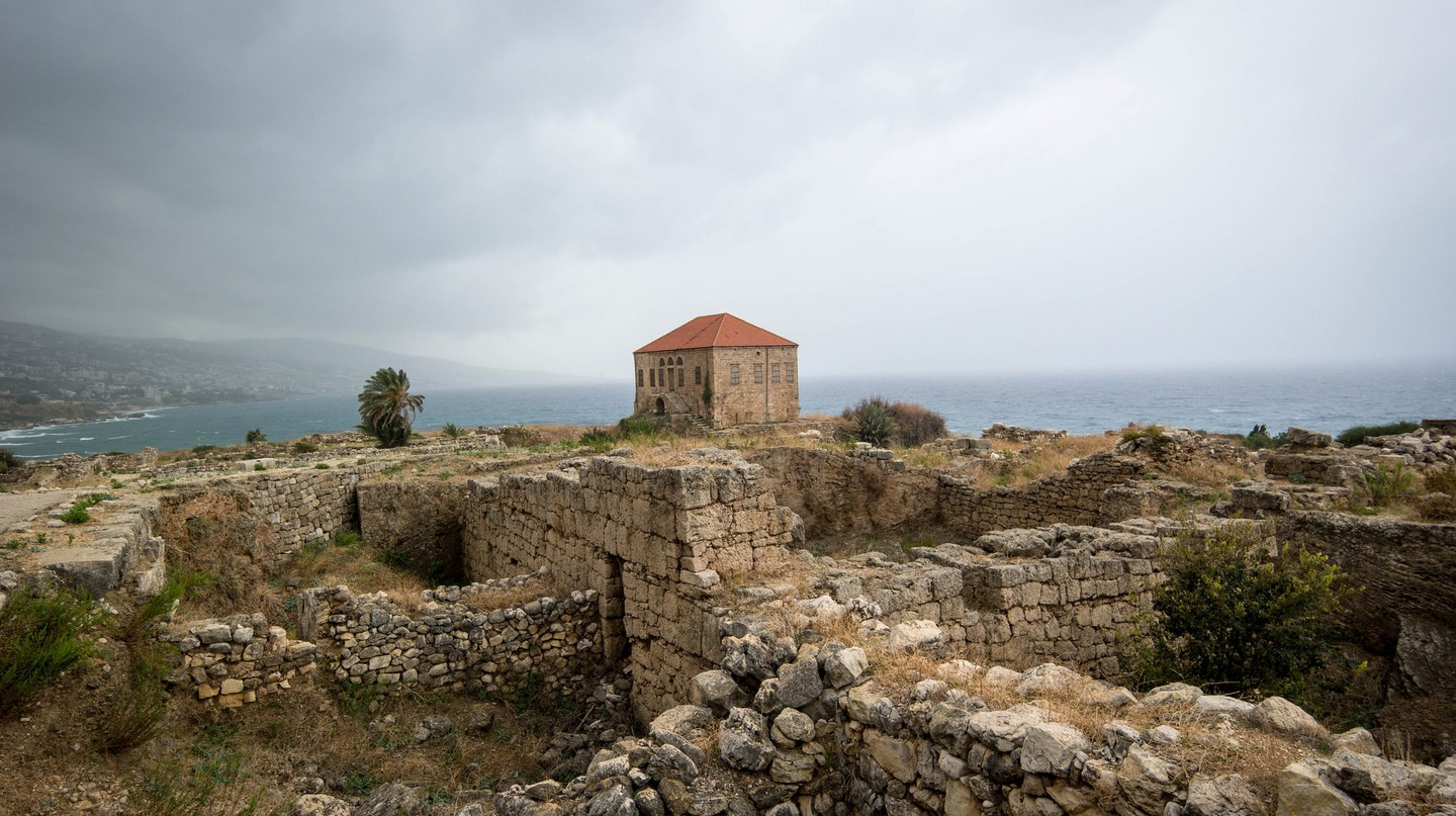 Iconic House in Byblos | © Frode Bjorshol/Flickr