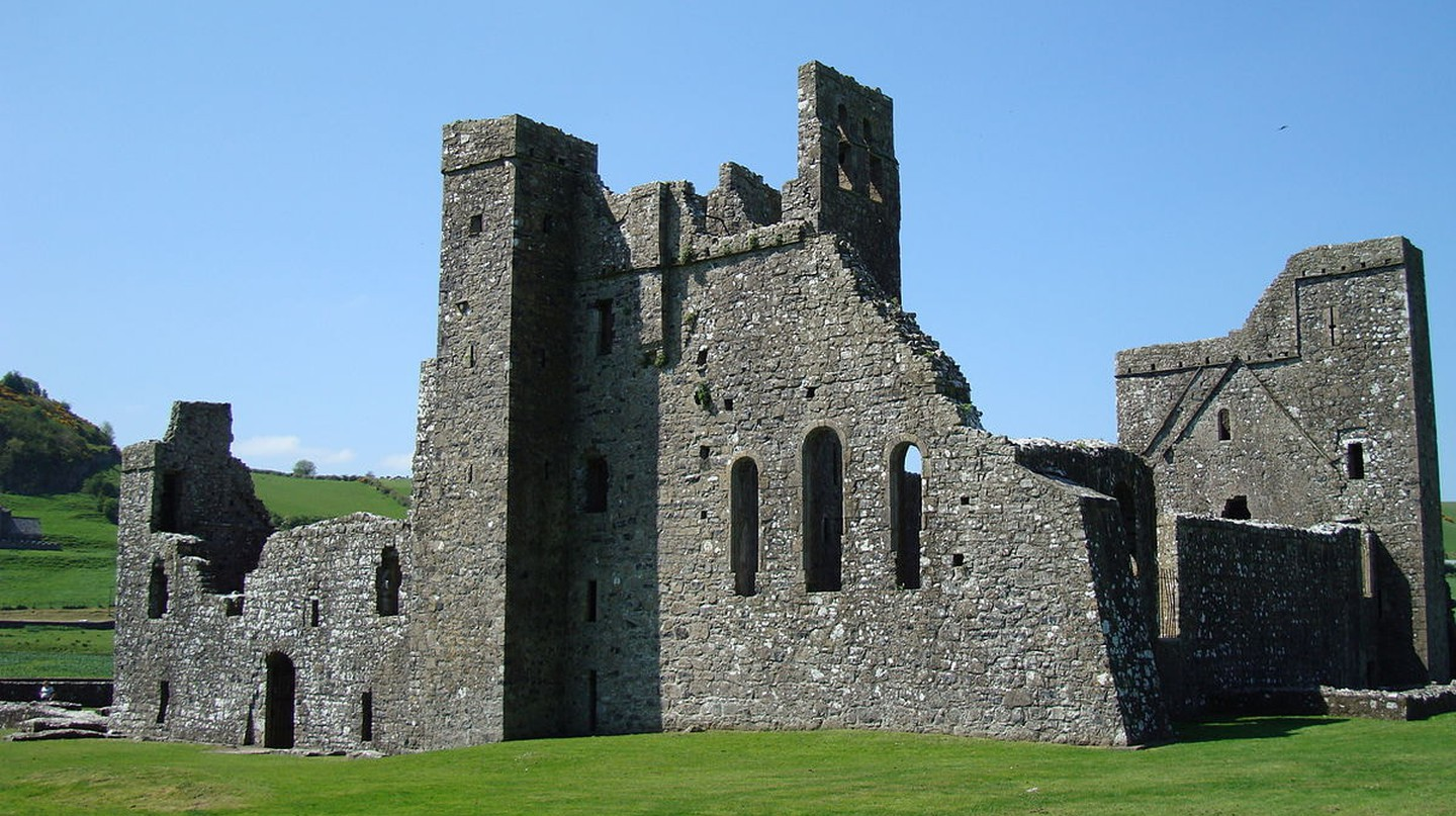 Fore Abbey | © John Armargh/ Wikicommons